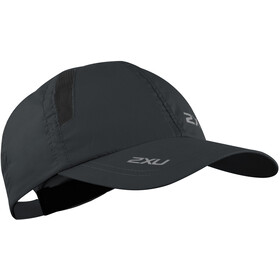2XU Run Gorra, black/black